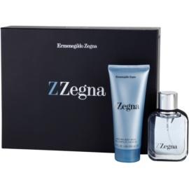 Ermenegildo Zegna Z Zegna подарунковий набір III  Туалетна вода 50 ml + Гель для душу 100 ml