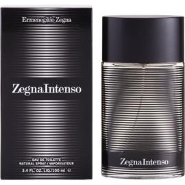 Ermenegildo Zegna Intenso Eau de Toilette für Herren 100 ml