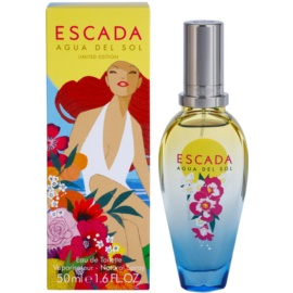 Escada Agua del Sol toaletná voda pre ženy 50 ml