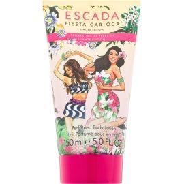 Escada Fiesta Carioca Bodylotion  voor Vrouwen  150 ml