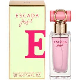 Escada Joyful Eau de Parfum voor Vrouwen  50 ml