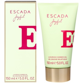 Escada Joyful gel za prhanje za ženske 150 ml
