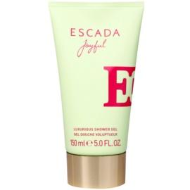 Escada Joyful Duschgel für Damen 150 ml