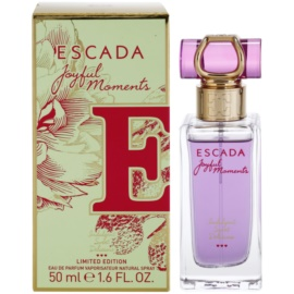 Escada Joyful Moments eau de parfum per donna 50 ml