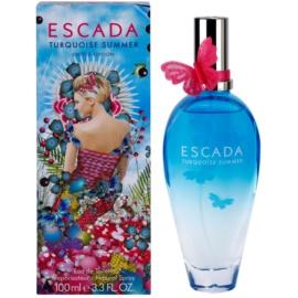 Escada Turquoise Summer Limited Edition toaletní voda pro ženy 100 ml