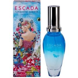 Escada Turquoise Summer Limited Edition eau de toilette nőknek 30 ml