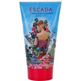 Escada Turquoise Summer Limited Edition Körperlotion für Damen 150 ml
