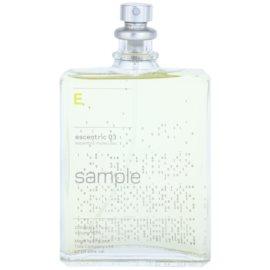 Escentric Molecules Escentric 03 тоалетна вода тестер унисекс 100 мл.