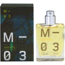 Escentric Molecules Molecule 03 Eau de Toilette unisex 30 ml