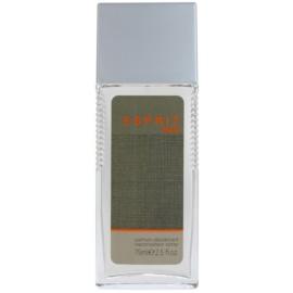 Esprit Collection for Man Deo mit Zerstäuber für Herren 75 ml