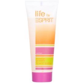 Esprit Life by Esprit żel pod prysznic dla kobiet 75 ml