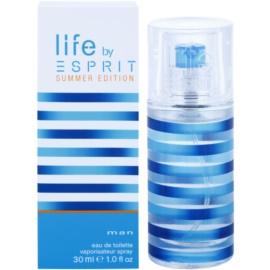 Esprit Life By Esprit Summer Edition Man 2016 toaletní voda pro muže 30 ml
