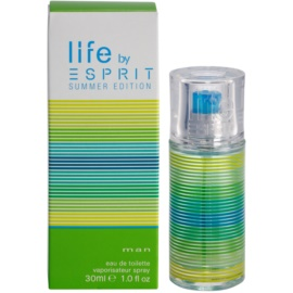 Esprit Life by ESPRIT Summer Edition 2015 for Him Eau de Toilette für Herren 30 ml