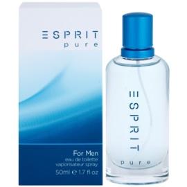 Esprit Esprit Pure for Men toaletní voda pro muže 50 ml