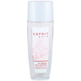 Esprit Pure For Women Дезодорант с пулверизатор за жени 75 мл.