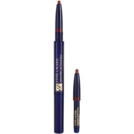 Estée Lauder Automatic delineador de labios con brocha y un recambio tono 15 Terra 0,2 g