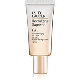 Estée Lauder Revitalizing Supreme CC Creme mit verjüngender Wirkung SPF 10  30 ml