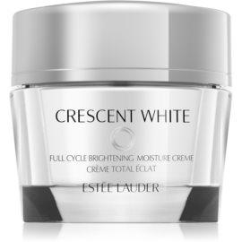Estée Lauder Crescent White rozjasňujúci hydratačný krém proti pigmentovým škvrnám  50 ml