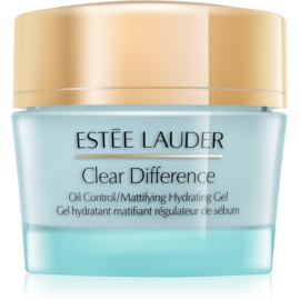 Estée Lauder Clear Difference matující hydratační gel  50 ml
