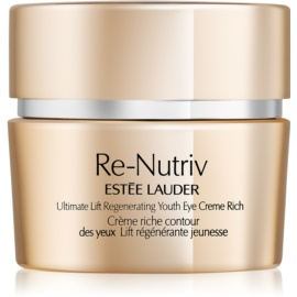 Estée Lauder Re-Nutriv Ultimate Lift nährende Augencreme mit Lifting-Effekt  15 ml