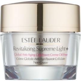 Estée Lauder Revitalizing Supreme Light + multifunkční protivráskový krém s výtažkem z moringy bez obsahu oleje  50 ml