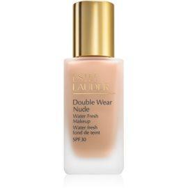 Estée Lauder Double Wear Nude Water Fresh fluidni tekoči puder SPF 30 odtenek 2C3 Fresco 30 ml