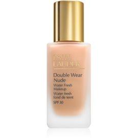 Estée Lauder Double Wear Nude Water Fresh fluidni tekoči puder SPF 30 odtenek 1N2 Ecru 30 ml