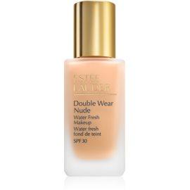 Estée Lauder Double Wear Nude Water Fresh fluidni tekoči puder SPF 30 odtenek 2W1 Dawn 30 ml