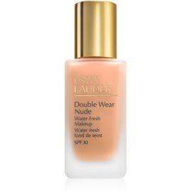 Estée Lauder Double Wear Nude Water Fresh fluidni tekoči puder SPF 30 odtenek 1C1 Cool Bone 30 ml