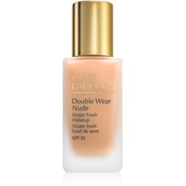 Estee Lauder Double Wear Nude Water Fresh Liquid Foundation SPF30 Shade 2C1 Pure Beige 30 ml