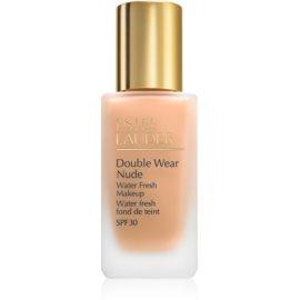 Estée Lauder Double Wear Nude Water Fresh fluidni tekoči puder SPF 30 odtenek 2C1 Pure Beige 30 ml