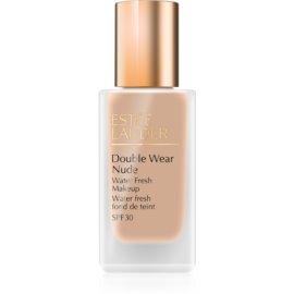 Estée Lauder Double Wear Nude Water Fresh fluidni tekoči puder SPF 30 odtenek 3W1.5 Fawn 30 ml