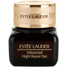 Estée Lauder Advanced Night Repair Gel-Creme für die Augen gegen Falten  15 ml