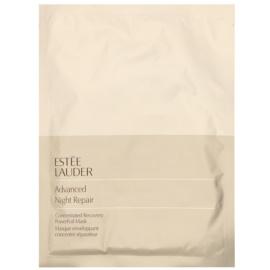 Estée Lauder Advanced Night Repair koncentrovaná maska pre obnovu pleti  4 ks