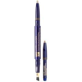 Estée Lauder Automatic creion pentru sprancene cu perie si rezerva culoare 07 Soft Blonde  0,2 g