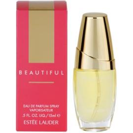 Estée Lauder Beautiful eau de parfum nőknek 15 ml
