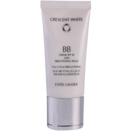 Estée Lauder Crescent White rozjasňující BB krém proti pigmentovým skvrnám SPF 50  30 ml