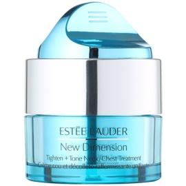 Estée Lauder New Dimension festigende Creme für Hals und Dekolleté  50 ml