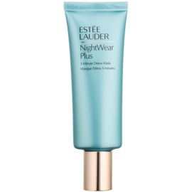 Estée Lauder NightWear Plus 3minutová detoxikační maska na obličej  75 ml