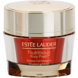 Estée Lauder Nutritious Rosy Prism™ rozjasňující gelová emulze  50 ml