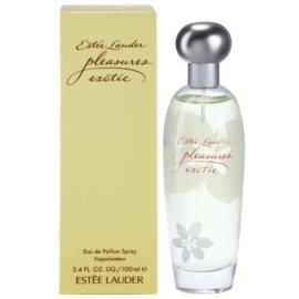 Estée Lauder Pleasures Exotic Eau de Parfum für Damen 100 ml
