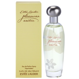 Estée Lauder Pleasures Exotic Eau de Parfum für Damen 100 ml