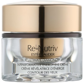 Estée Lauder Re-Nutriv Ultimate Diamond Cremă ochi de lux cu extract de trufe   15 ml