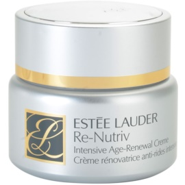 Estée Lauder Re-Nutriv Intensive Age-Renewal intenzivní protivráskový krém  50 ml