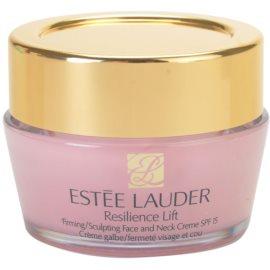 Estée Lauder Resilience Lift lifting krema za obraz in vrat  30 ml