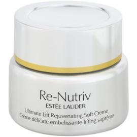 Estée Lauder Re-Nutriv Ultimate Lift delikatny krem odmładzający  50 ml