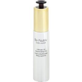 Estée Lauder Re-Nutriv Ultimate Lift luxus fiatalító olaj az arcra  30 ml