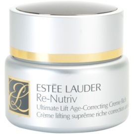 Estée Lauder Re-Nutriv Ultimate Lift liftingový krém na obličej  50 ml