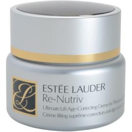 Estée Lauder Re-Nutriv Ultimate Lift crema cu efect de lifting pentru gat si decolteu   50 ml