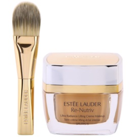 Estée Lauder Re-Nutriv Ultra Radiance krémový liftingový make-up SPF 15 odstín 4N1 Shell Beige 30 ml